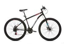 Bicicleta Aventura Aro 29 Discovery Preto Fosco Houston -