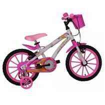 Bicicleta baby lux aro 16 feminina athor - cd -