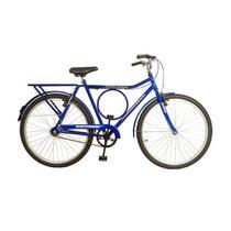 Bicicleta Barra Dupla Aro 26 Freios V.Brake Quadro em Aço Carbono KLS -