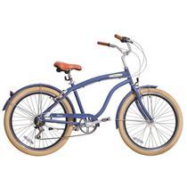 Bicicleta Beach Blitz Mistral Aro 26  - Azul -