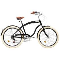 Bicicleta Beach Blitz Mistral Aro 26  - Preta -