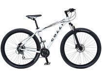 Bicicleta Bicicleta High Performance Aro 29 - 21 Marchas Suspensão Dianteira Quadro de Alumínio