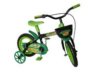 Bicicleta Bike Infantil Aro 12 Raptor Dinossauros 3 a 5 Anos - Styll Baby
