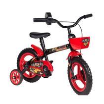 Bicicleta Bike Infantil Criança Aro 12 Masculina Hot Styll - Styll Baby -