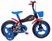 Bicicleta Bike Infantil Criança Aro 12 Masculina Moto Bike - Styll Baby -