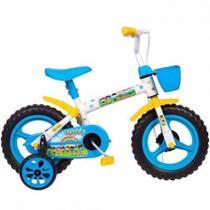 Bicicleta Bike Infantil Criança Aro 12 Masculina Styll Kids - Styll Baby -