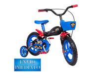 Bicicleta Bike Infantil Criança Aro 12 Moto Bike - Styll