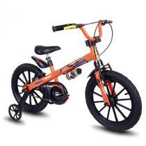 Bicicleta Bike Infantil Nathor Extreme Aro 16 Menino -