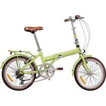 Bicicleta blitz alloy dobravel 6v -