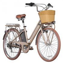 Bicicleta Blitz Elétrica Avanti Aro 26 6v Lítiov - champagne - A26 -