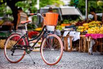 Bicicleta Blitz Vintage Roma Aro 26 7v - preta - A26 -