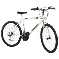 Bicicleta Branca Aro 26 18 Marchas Carbono Pro Tork Ultra - Ultra bikes
