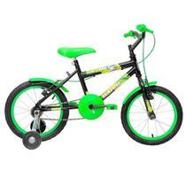 Bicicleta Cairu 16 Mtb Masculina Verde -