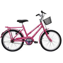 Bicicleta Cairu 20 Feminina Genova Rosa -
