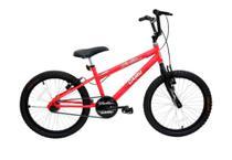 Bicicleta cairu 20  reb cross bella girl ros neon -