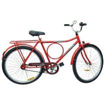 Bicicleta Cairu 26 Potenza R.dupl Sueco Vermelho -