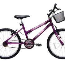Bicicleta cairu aro 20 mtb fem star girl  - 319701 -