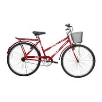 Bicicleta Cairu Aro 26 Cesta Feminino Personal Genova - 311010 -