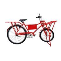 Bicicleta Cairu Cargueira Food Bike -