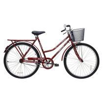 Bicicleta Cairu Feminina Aro 26 Contra Pedal Malaga 316769 -