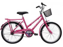 Bicicleta Cairu Genova Feminina Aro 20 Cestão -