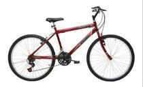 Bicicleta Cairu MTB Flash Aro 26 21 Marchas Masculina -
