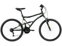 Bicicleta Caloi 007976.19006 Aro 26 21 Marchas  - Dupla Suspensão Quadro de Aço Freio V-Brake
