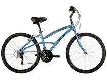Bicicleta Caloi 100 Sport Feminina Aro 26  - 21 Marchas  Câmbio Shimano Freio V-brake