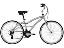 Bicicleta Caloi 100 Sport Feminina Aro 26 - 21 Marchas Freio V-brake