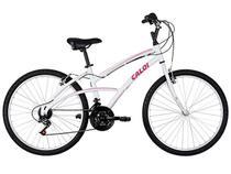 Bicicleta Caloi 100 SW Aro 26 com 21 Marchas  - Feminina