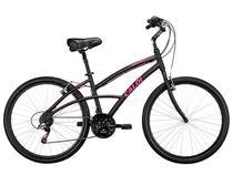 Bicicleta Caloi 300 Mobilidade Feminina Aro 26  - 21 Marchas Quadro 16 em Alumínio Freios V-brake