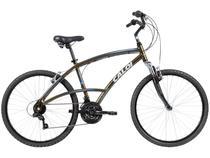 Bicicleta Caloi 400 Aro 26 21 Marchas Suspensão - Dianteira Quadro de Alumínio Freio V-Brake