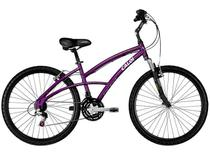 Bicicleta Caloi 500 Aro 26 21 Marchas - Câmbio Shimano Freio V-Brake