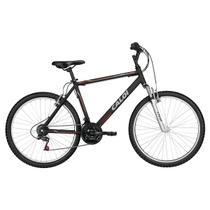 Bicicleta Caloi Aluminum Sport 21 Marchas Aro 26 Preta -
