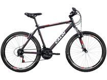 Bicicleta Caloi Aluminum Sport A26 Aro 26   - 21 Marchas Suspensão Dianteira Quadro de Alumínio