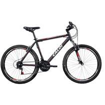 Bicicleta Caloi Aluminum Sport Aro 26 21 Marchas Suspensão Dianteira MY18 -