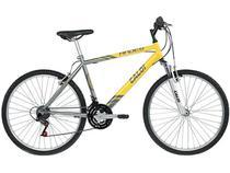 Bicicleta Caloi Andes Mountain Bike Aro 26  - 21 Marchas Suspensão Travel Freio V-brake
