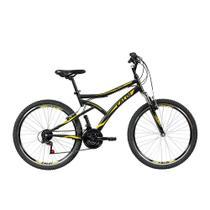 Bicicleta Caloi Aro 26 21 Marchas Andes Mountain Bike -