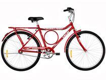 Bicicleta Caloi Barra Forte Aro 26  - Quadro em Aço Carbono Super Resistente