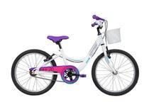Bicicleta Caloi Ceci Aro 20  T12R20V1 - Branca -