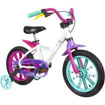 Bicicleta Caloi Cecizinha ARO 14 - Nathor