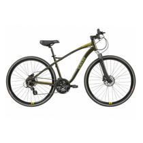 Bicicleta caloi easy rider aro 700 2019 - verde escuro -