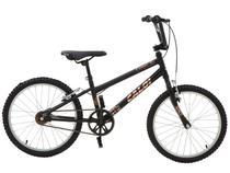 Bicicleta Caloi Expert Aro 20  - Quadro Aço Carbono Freio V-brake