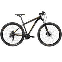 Bicicleta Caloi Explorer Sport aro 29 Modelo 2020 Preta -