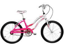Bicicleta Caloi Gloss Aro 20 - Freio V-Brake Quadro Alumínio