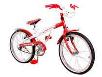 Bicicleta Caloi Hello Kitty Aro 20 - Freio Cantilever