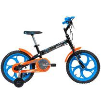 Bicicleta Caloi Hot Wheels 16  2017, Aro 16