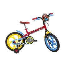 Bicicleta Caloi Hot Wheels, Aro 16 -