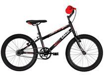 Bicicleta Caloi Hot Wheels Aro 20 1 Marcha - Freio Cantilever