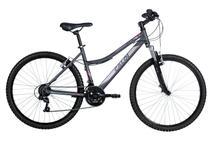 Bicicleta Caloi HTX Feminina Montain Bike Aro 26  - 21 Marchas Câmbio Shimano Quadro Alumínio